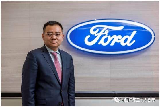 福特汽车中国公司董事会主席兼首席执行官罗冠宏