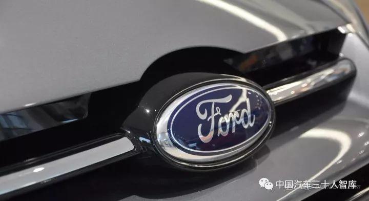 福特在华将提速