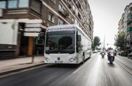 梅赛德斯-奔驰进军电动巴士行业 将推全电动巴士Citaro