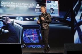 英伟达CEO黄仁勋称再过三年无人驾驶汽车就会上路
