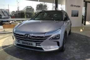 现代氢燃料电池汽车将于广州车展登台亮相