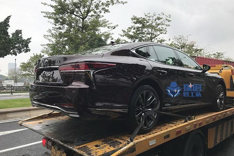 预售价90-130万元 雷克萨斯全新ls将亮相2017广州车展