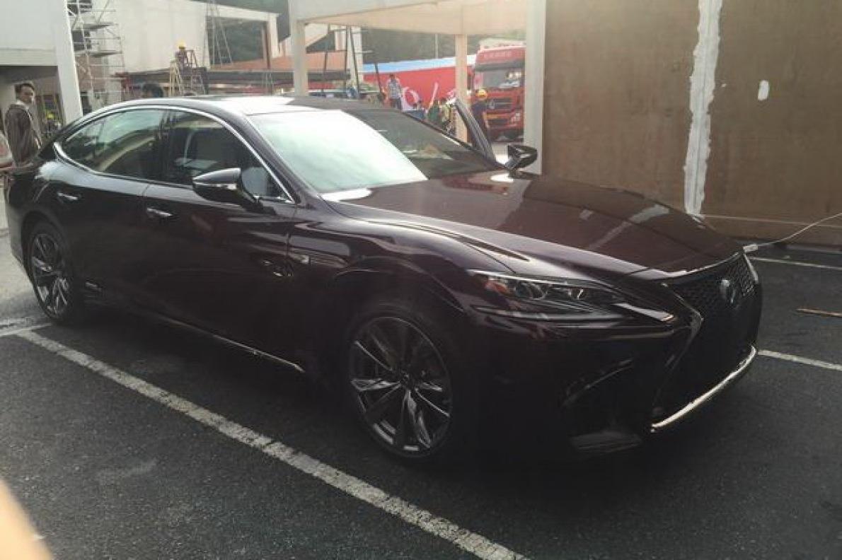 預售價90-130萬元 雷克薩斯全新LS將亮相2017廣州車展