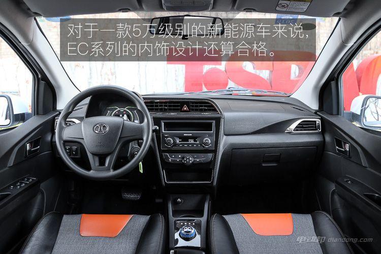 EC200内饰