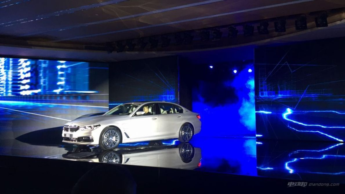 2017广州车展|邦热点 宝马530Le正式发布