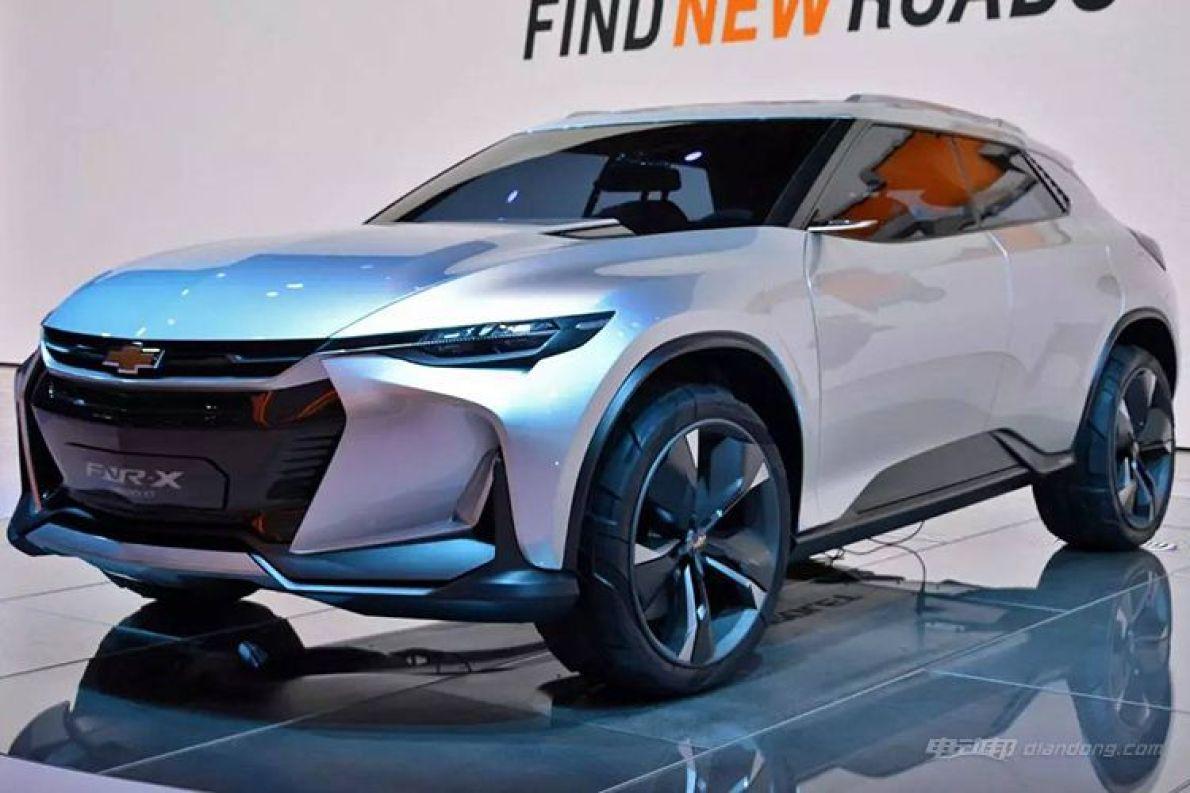 2017广州车展|邦热点 雪佛兰FNR-X概念车发布