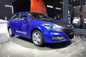2017广州车展|邦热点 一汽丰田EV正式发布