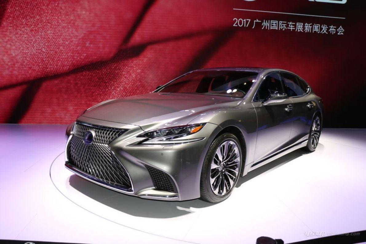 2017廣州車展|邦熱點 雷克薩斯LS500h發布