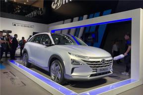 2017广州车展|邦热点 现代氢燃料汽车FCEV发布