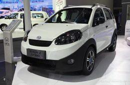 2017广州车展|邦热点 华泰圣达菲2 EV180发布