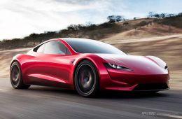 谁敢不服! 特斯拉全新Roadster正式发布