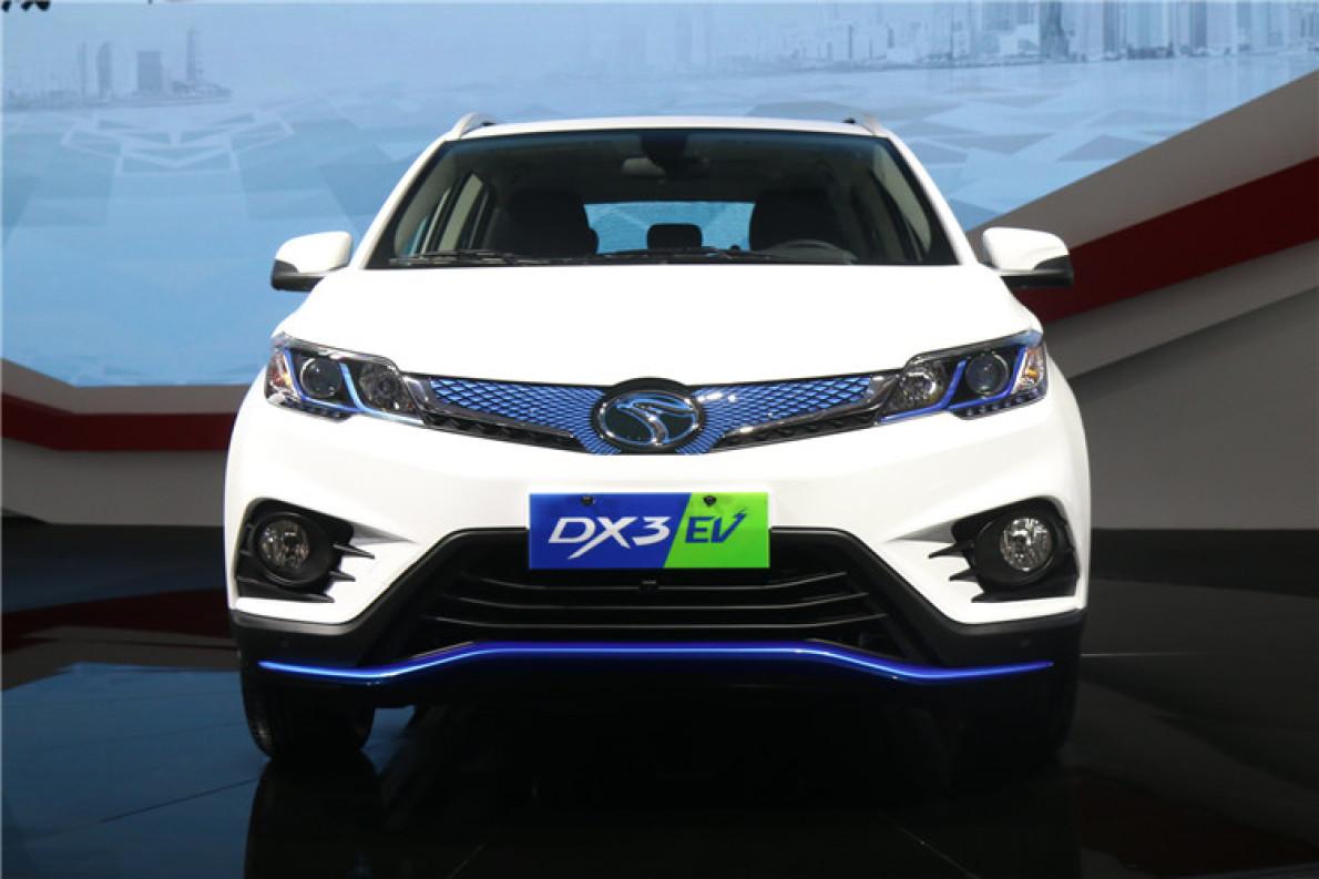 2017广州车展|邦解读:东南汽车DX3 EV