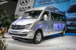 2017广州车展|邦解读:上汽大通FCV80氢能车