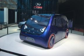 2017广州车展:各车企概念车盘点 新能源成主流