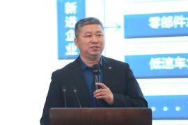 长安轿车销售事业部副总经理隋全晖:我们的新能源汽车战略思考