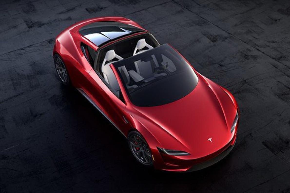 订金133-165.9万元 特斯拉Roadster接受预定