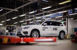 Uber叫来会自动驾驶的XC90 这专车敢坐吗?