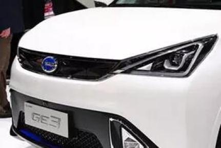 广汽传祺电动汽车SUV,传祺纯电动汽车