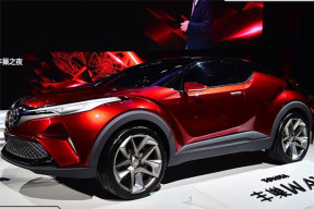 一汽丰田全新小型SUV奕泽将于2018年中上市