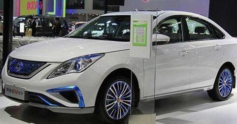 东风风行景逸S50 EV