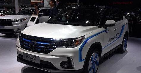 广汽传祺GS4 EV汽车