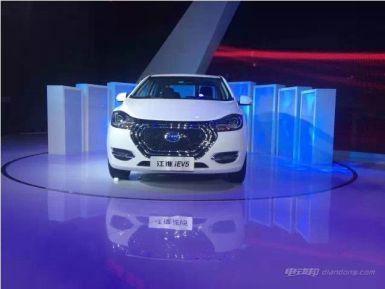 江淮iev5纯电动汽车,北汽新能源EV200对江淮iEV5哪个更好