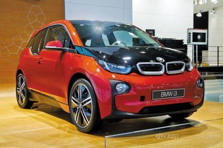 宝马i3纯电动汽车价格,宝马i3推荐