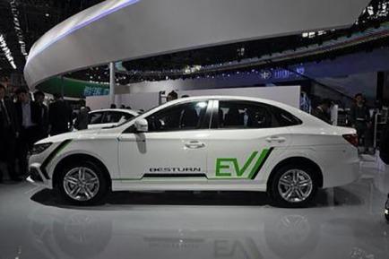 奔腾B30EV电动汽车多少钱?奔腾B30EV车型介绍