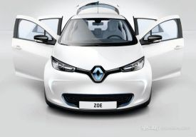 雷诺新能源电动汽车有哪些,雷诺新能源电动汽车介绍