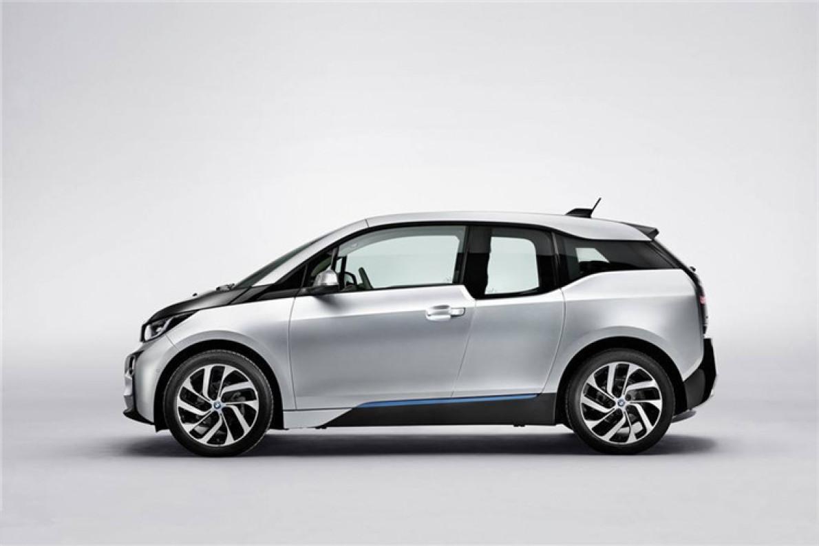 宝马将在中国部署共享汽车 宝马i3为共享车型