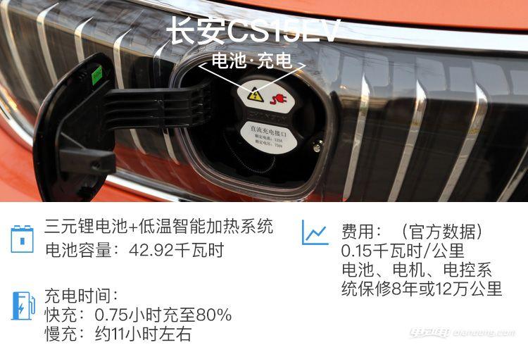 CS15EV电池