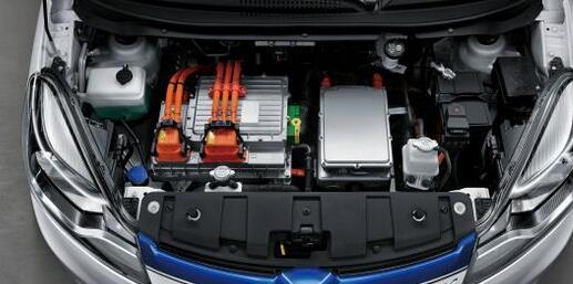 长安奔奔EV电动机