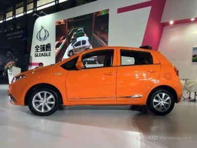 康迪电动汽车多少钱,康迪K17AS补贴后售价为7.68万元