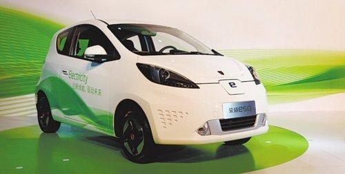 两门电动汽车推荐:荣威E50