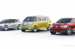 I.D.领衔 大众计划8年内卖100万辆新能源车