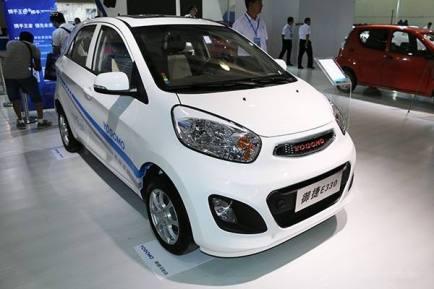 微型纯电动车哪款比较好?微型纯电动车推荐