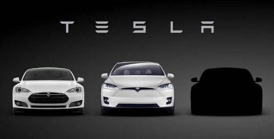 特斯拉纯电动Model 3价格及车型介绍——价格