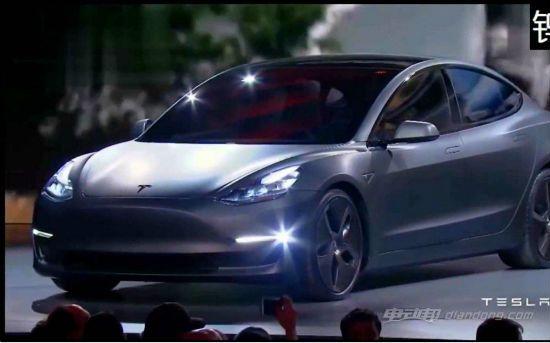 特斯拉纯电动Model 3价格及车型介绍——车型方面