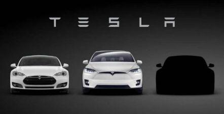特斯拉纯电动价格,史上最低价特斯拉Model 3发布