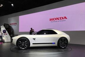 本田小型电动汽车,首选Sport EV Concept