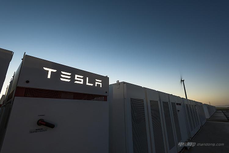 Tesla Powerpack2