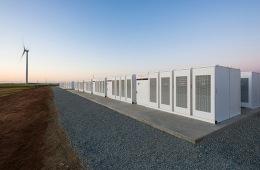 配备全球最大锂电池组 霍恩斯代尔储能系统启动