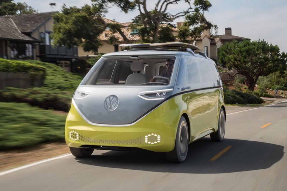 大众曝400亿电气化计划 I.D.Crozz将在2020年推出