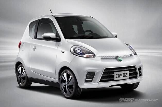 知豆电动汽车报价:知豆D2