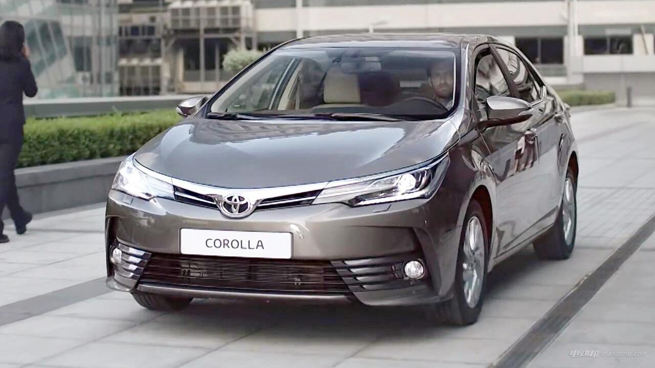 丰田电动汽车推荐:丰田卡罗拉