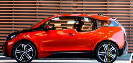 宝马纯电动汽车i3价格,相关介绍