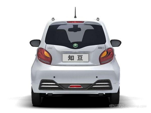 知豆D2电动汽车车型介绍——车型方面