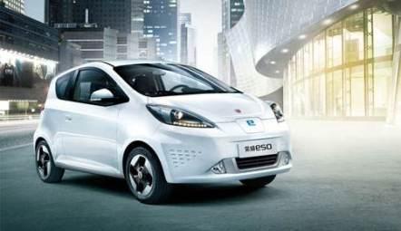 锂电池电动汽车怎么样?荣威E50纯电动汽车车型介绍