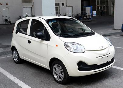 奇瑞电动汽车图片价格,奇瑞eQ车型介绍
