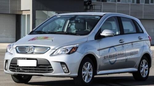 北汽新能源——北汽EV200